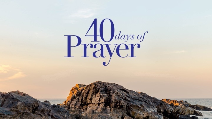40 Days Prayer
